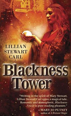 Blackness Tower by Lillian Stewart Carl